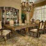 Kahverengi Klasik Yemek Odası Takımları