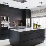 Kapalı mutfak dekorasyonları