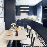 Lacivert Mutfak Mobilyaları