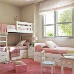 Pembe Çocuk Odası Dekorasyonları