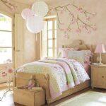 Pembe Kız Çocuk Odası Dekorasyonları