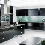 Salon mutfak dekorasyonları