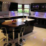 Trend Siyah Mutfak Dekorları