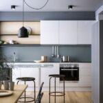 açık mutfak dekorasyonları